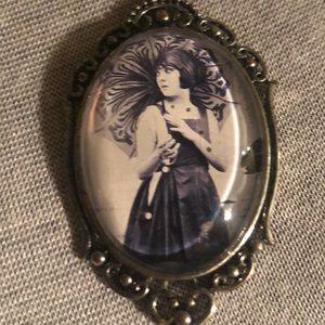 R. Eliz Jewelry - Wondering Molly Jane Necklace